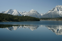 Grand Teton Nation Park (shishirmishra1) Tags: reflection naturephotography national parks grandteton mountains plants wyoming sky water fantasticnature