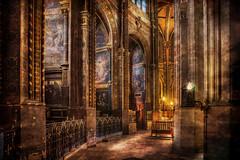 Paris, St. Eustache