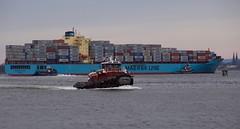 Busy Harbor. (eddiemo106) Tags: kill van kull statenisland ed mahala newyorkcity