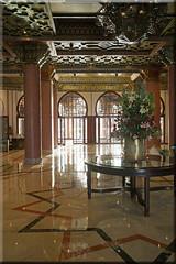 moroccan style (mhobl) Tags: atlanticpalace agadir morocco maroc hotel indoor