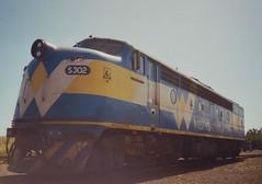S302 Warrnambool (tommyg1994) Tags: west coast railway wcr emd b t x a s n class vline warrnambool geelong b61 b65 t369 x41 s300 s311 s302 b76 a71 pcp bz acz bs brs excursion train australia victoria freight fa pco pcj