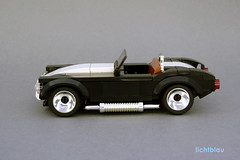 AC Shelby Cobra revised 04 (_lichtblau_) Tags: shelby cobra lego moc lichtblau 6wide