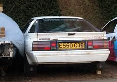E550 CDB (Nivek.Old.Gold) Tags: 1987 mitsubishi starion turbo 1997cc leachrobertsperformance garrettt3
