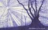 Cómo dibujar un árbol y bosque con pluma fuente - Narrado