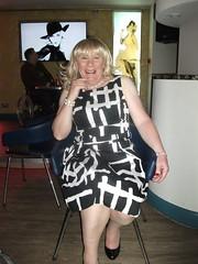 Sitting Comfortably (rachel cole 121) Tags: tv transvestite transgendered tgirl crossdresser cd
