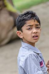 Expressive face (Pejasar) Tags: boy child expressive face delhi india eyebrows