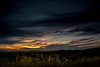 Sunset over Huon Hill (Mick Hansford) Tags: sunset lake hume huon hill riverina highway albury wodonga
