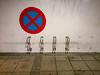 No parking - no Bicycle (Peters Picture) Tags: schilder wiesbaden hessen deutschland de