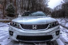 Honda Accord (Noah L☮VE J☺Y) Tags: honda accord coupe hdr high dynamic range