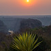 Sunrise from Victoria Falls Hotel