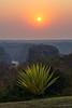 Sunrise from Victoria Falls Hotel (NettyA) Tags: 2017 africa victoriafallshotel zimbabwe safari travel sunrise