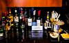 Self-serve bar (A. Wee) Tags: auckland newzealand nz 机场 airport akl 奥克兰 新西兰 qantas lounge businessclass 商务舱