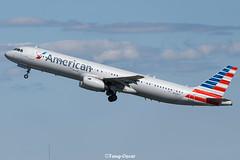 N509AY @BOS (thokaty) Tags: n509ay americanairlines airbus a321 a321231 eis2009 bos kbos bostonloganairport