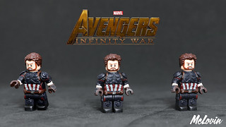 Captain America/Nomad - Avengers: Infinity War