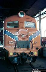 J613 New Westrail orange XA Midland Workshops (RailWA) Tags: railwa joemoir philmelling westrail new orange xa midland workshops