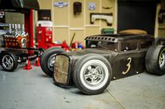 Reviving the #3 RCratrod Build-4 (Strangely Different) Tags: rceveryday tinytrucks scaler scalerc hobby rccar rcratrod ratrod kustom hotrod patina rust chopped slammed bagged 3 rcengineering radiocontrol 110 scale rc4wd scalemodel