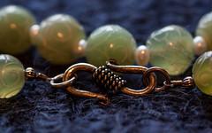 clasp (marinachi) Tags: fastener macromonday macro clasp necklace closeup macrodreams