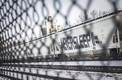 Never Sleep (Rodosaw) Tags: lurrkgod photography chicago graffiti street art lurking lurrkg documentation never sleep