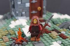 The Hunter (-Matt Hew-) Tags: lego castle moc kingdoms technique hunter