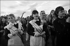 (Igor Baranchuk) Tags: girl girls film 35mm analog sing singing москва выпускницы выпускники moscow