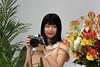 CP+ 2018 (Matthias Harbers) Tags: cp 2018 pacifico yokohama minato mirai nishiku yokoham kanagawa japan show exhibition camera photo people equipment nikon dxo photoshop topaz labs clarity girl model beauty portrait nikon1 nikon1v3 v3 1nikkor10100mmf4056vr 1