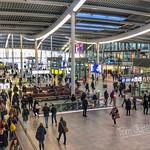 Stationshal, Centraal Station Urecht, Netherlands - 0716 thumbnail
