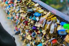 Love locks (jstholman) Tags: lovelocks love locks bridge paris parijs slotjes colourful colours bokeh
