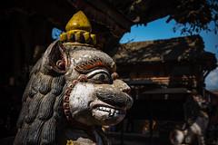 Nepal Guardian Lion (wilsonchong888) Tags: leicamsummilux35mmf14asphii m10 leica nepal kathmandu guardianlion colour