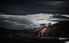 Hammershus Slotsruin (AxelN) Tags: dänemark danmark meer wasser denmark highcontrast balticsea sea ostsee festung fortress himmel bornholm sky water hammershus clouds wolken starkerkontrast