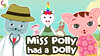Miss Polly Had A Dolly | Top Nursery Rhymes & Videos | Toddler and Baby Songs by Cuddle Berries (cuddleberries) Tags: misspollyhadadolly nurseryrhyme nurseryrhymes cuddleberries childrensongs kidssongs