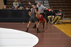BRO-STA 165 2018-01-13 DSC_8332 (bix02138) Tags: brownuniversity brownbears stanforduniversity stanfordcardinal pizzitolasportscenter pizzitolasportscenterbrownuniversity providenceri january13 2018 wrestling sports intercollegiateathletics athletes jocks ©2018lewisbrianday 165pounds 165 jonviruet jaredhill