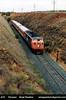 Victorian A Class locomotives. (alcogoodwin) Tags: aclass locomotive locomotives emd rebuilds victoria australia railway railways passenger commuter a73 arwan bacchusmarsh cutting