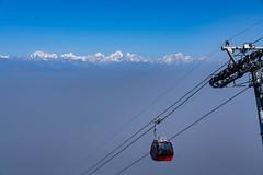 Chandragiri Hill, Nepal (Sajivrochergurung) Tags:
