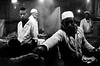 transaction (gguillaumee) Tags: film analog grain marrakech morocco dark night contrast leicam7 summicron50mm kodaktrix pushedfilm cooks bw blackandwhite candid streetphotography