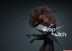 Kicks Like a Sleep Twitch (VK3Photographix) Tags: typography lyrics female feminine fashion tattoos ink body fit bodysuit movement hair hairflip design graphicdesign vector detroit model pieces sharp music noise visual visualresonance