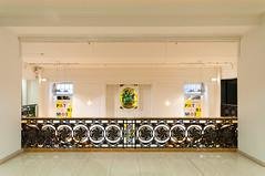 LAFAYETTE-109 (MMARCZYK) Tags: france alsace 67 strasbourg galeries lafayette berninger jules krafft gustave grand magasin est grandest architecture architektura escalier schody