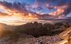 Blaze of Colours (Edoardo Brotto) Tags: trecimedilavaredo dolomites dolomiti landscape photography sunset clouds enrosadira alpenglow alps