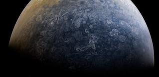 Jupiter's North Pole - Juno Perijove 11 - February 7 2018
