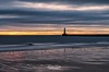 Early Morning Colours (robinta) Tags: beach sea ocean seaandsand longexposure colour colors water tide surf waves roker sunderland seascape birds nature architecture pier lighthouse sand pentax sigma ks1 sigma1770 sky clouds sunrise dawn