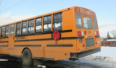 First Student #375 (ThoseGuys119) Tags: firststudentinc wallkillny schoolbus valleycentralschools ic ce thomas built saftlinerc2