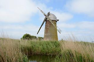 Heigham Holmes / Eelfleet Dyke Mill, Potter Heigham