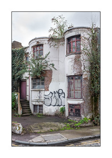East London Heritage Under Threat, England.