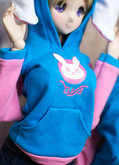 New Hoodies in Stock <3 (Anime Shutterbug) Tags: dollfie dollfiedreams doll dannychoo dollfiedream bjd dolls smartdoll saber archer dva