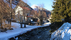 Petit paradis (lilacandhoney) Tags: chamonix alpes alps landscape nature france french europe moment beauty river snow neige natural memory day light end night noël christmas italy italie hiver lumière lux voyage daytime printemps harmony colors village vallorcine scenery mountain montagne