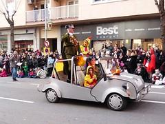 Tarragona rua 2018 (16) (calafellvalo) Tags: tarragona rua carnaval artesania ruadelaartesanía calafellvalo carnival karneval party holiday parade spain catalonia fiesta modelos bellezas estrellas tarraco artesaniatarragonacarnavalruacarnivalcalafellvalocarnavaldetarragona