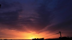 Sunrise on a grey day (nlopez42) Tags: ramonville toulouse france sunrise sunset timelapse video cloud greyday cloudy colorful