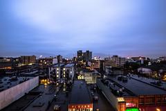 January 8, 2018. (Amanda Catching) Tags: today longexposure light city skyline east vancouver extinction