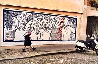 Criminel #paris #montmartre #abbesses