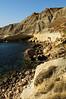 Clay cliffs at Ġnejna Bay near the village of Mġarr - Malta (PascalBo) Tags: nikon d300 malta malte europe ġnejnabay gnejnabay mġarr mgarr landscape paysage sea mer outdoor outdoors cliff falaise pascalboegli