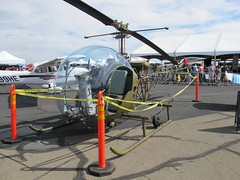 "Bell 47G 1 • <a style=""font-size:0.8em;"" href=""http://www.flickr.com/photos/81723459@N04/39597155622/"" target=""_blank"">View on Flickr</a>"